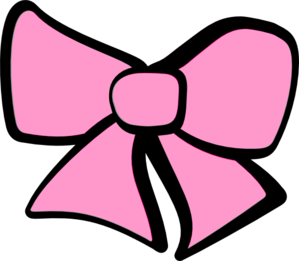 hair bow pink clip art at clker com vector clip art online rh clker com clipart bowl clipart bow and arrow