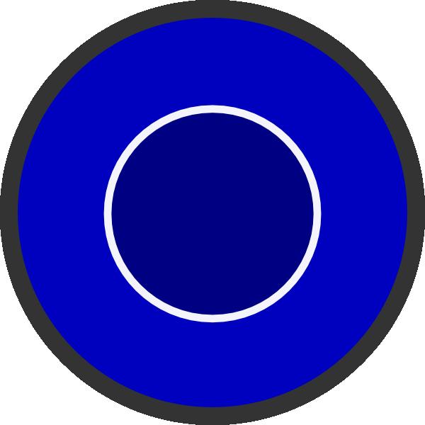 blue circle clip art - photo #40