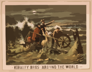 Kiralfy Bros  Around The World  Clip Art
