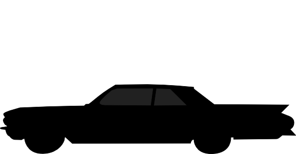 free car silhouette clip art - photo #22