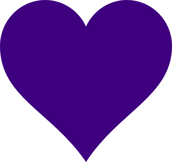 Purple Heart Clip Art at Clker.com - vector clip art ...