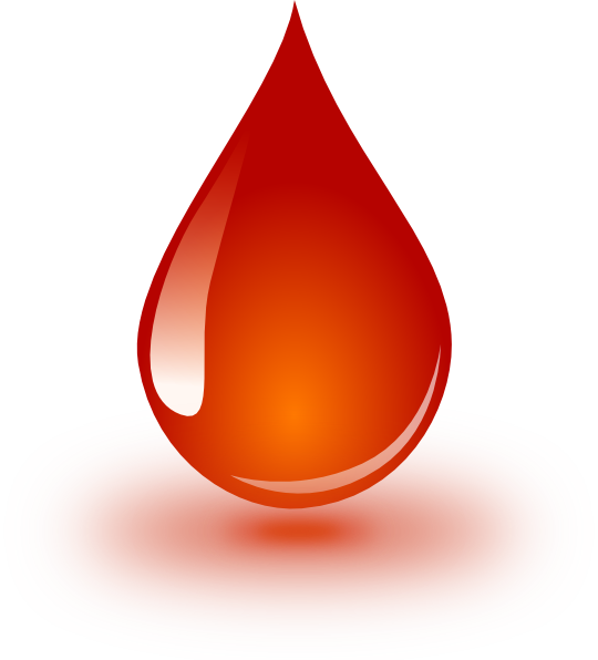 clipart picture of blood - photo #8