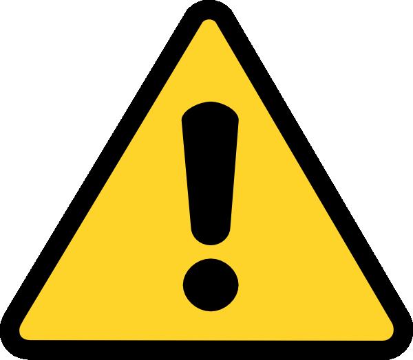 warning clip art at clker com vector clip art online warning clipart free warning clip art free