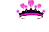 Princess Crown Simple Clip Art