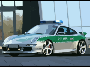 Cars Porsche Police Car Wallpaper Clip Art