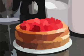Cheesecake Clip Art