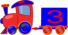 Loco Train Clip Art