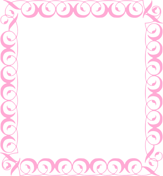 Fancy Border Clip Art at Clker.com - vector clip art ...