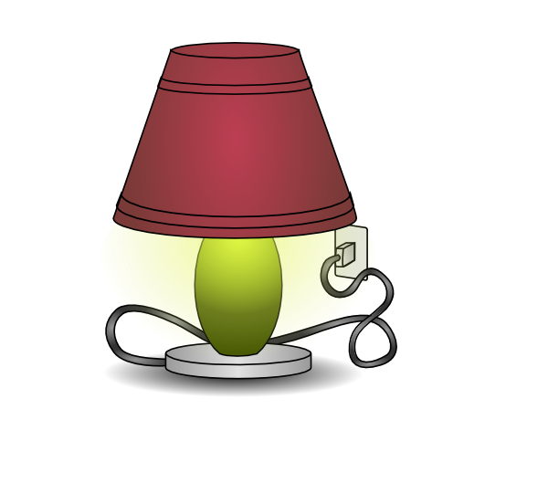 clipart lamp - photo #5