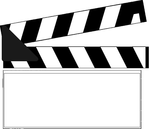 Name Badge Clapper Clip Art At Clker Com