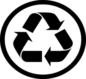 Recycle Clear Clip Art