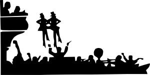 Theater Musical Performance Clip Art
