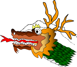 Chinese Dragron Clip Art