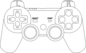 Iphone Settings Page in addition Gamecube Wiring Diagram additionally Clipart Ps3 Controller White as well Xbox One Controller Outline in addition Xbox One Audio. on xbox one diagram