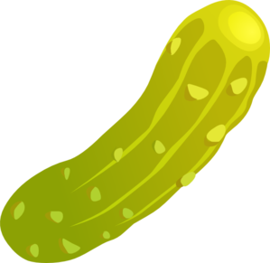 Pickle Clip Art at Clker.com - vector clip art online, royalty free ...