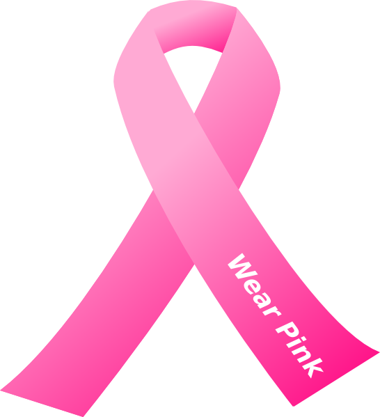 Clipart on breast cancer