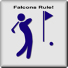 Falcons Golf Clip Art