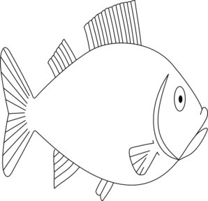 fish 25 clip art at clker com vector clip art online royalty free public domain clker