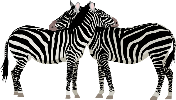 Zebras Clip Art At Clker.com