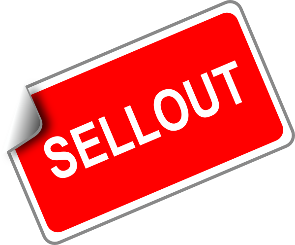 Sellout Label Clip Art at Clker.com - vector clip art online, royalty ...