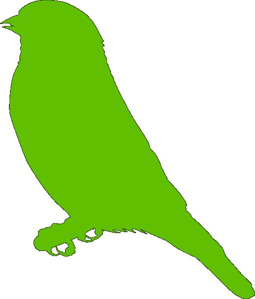 lighter green bird clip art at clker com vector clip art online rh clker com parakeet clipart black and white parakeet clipart black and white