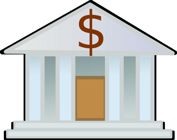 Bank Clip Art At Clker Com Vector Clip Art Online