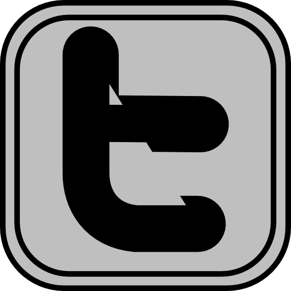 clipart twitter icon - photo #49