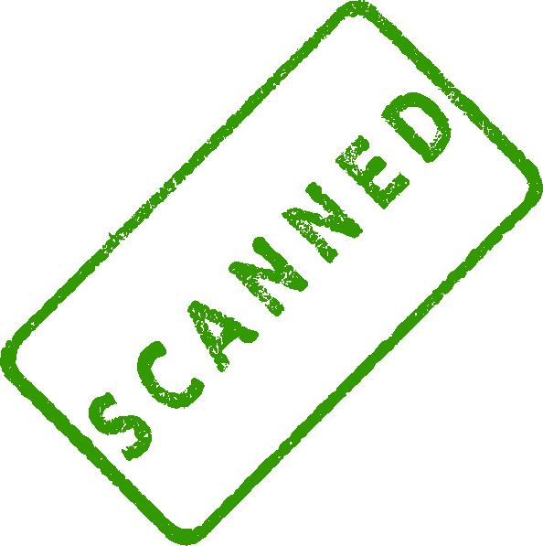 Scanned Stamp Clip Art at Clker.com - vector clip art online, royalty ...