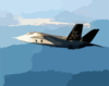 X-35c Jsf Test Flight Clip Art