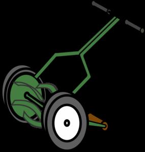 cartoon push reel lawn mower clip art at clker com vector clip art rh clker com mowing clip art free moving clipart