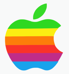 Apple Colors Clip Art