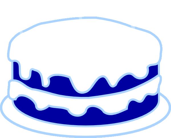 Cake Clipart : Birthday Cake2 Clip Art at Clker.com - vector clip art ...