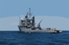 He Military Sealift Command Ship Usns Catawba (t-atf 168) Steams Through The Waters Of The Arabian Gulf Clip Art
