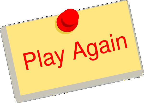 play again note clip art at clker com vector clip art online