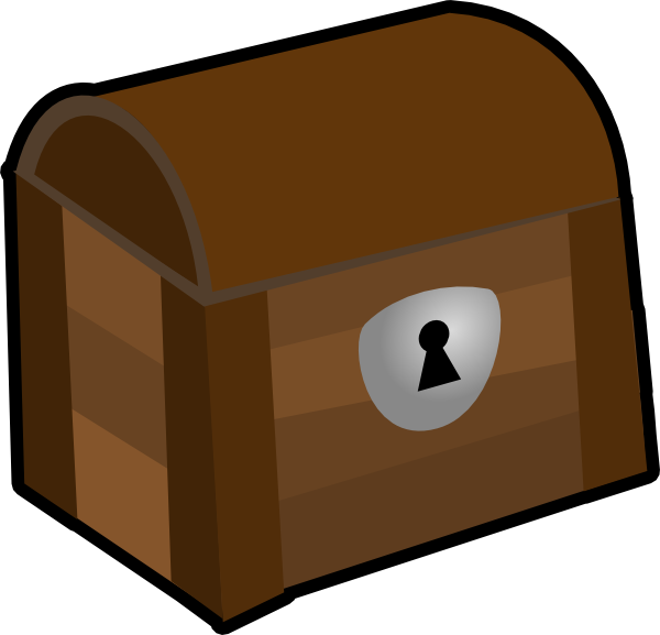 treasure chest clip art at clker com vector clip art online rh clker com Treasure Chest Clip Art Treasure Chest