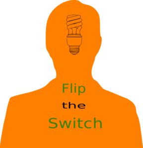 Flip The Switch Clip Art