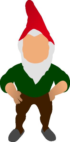 Gnome Clip Art at Clker.com - vector clip art online, royalty free ...