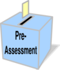 Pre-assessment Poll Clip Art