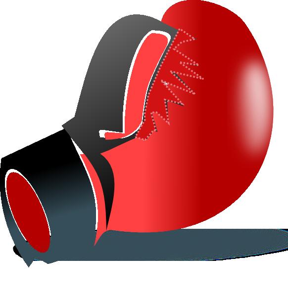 Boxing glove clip art