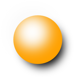Orange Button 4 Clip Art