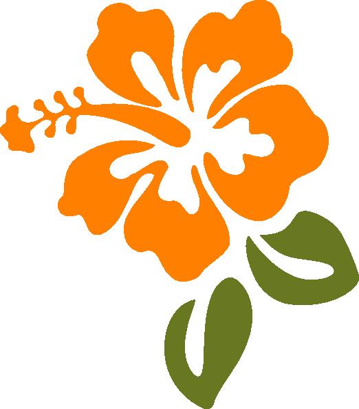 Flores Hawaianas Vectorizadas Imagui