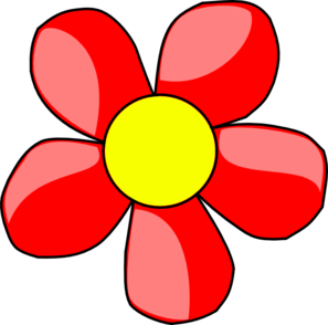 Flower Red Clip Art