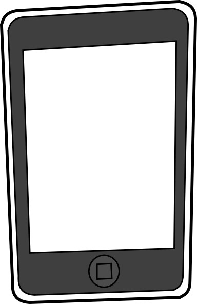 Iphone Clipart Clip Art at Clker.com - vector clip art ...