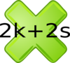 Multiplication Sign Clip Art