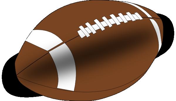 football clipart vector free - photo #11