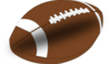 Large Football Clip Art