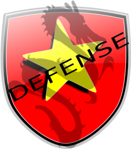Defense-os Clip Art