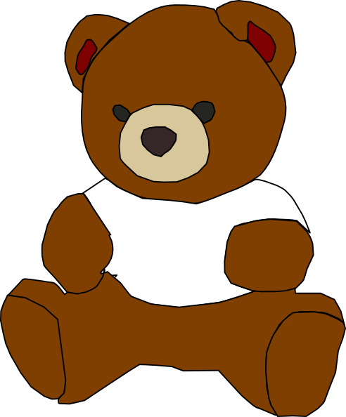clipart kostenlos teddy - photo #28