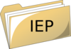 File Folder Iep Clip Art