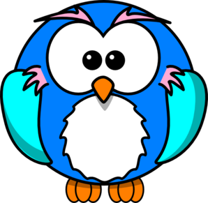 Owl Math Clipart